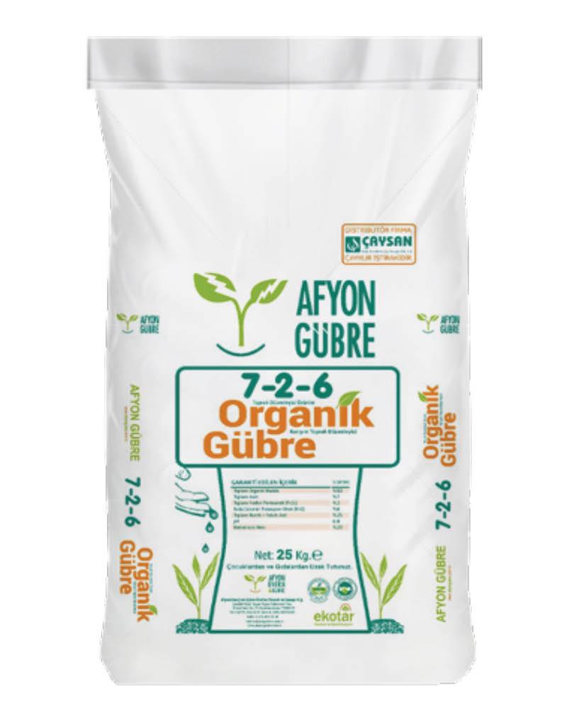 Afyon Gübre 7-2-6